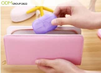 Handwash Paper Soap
