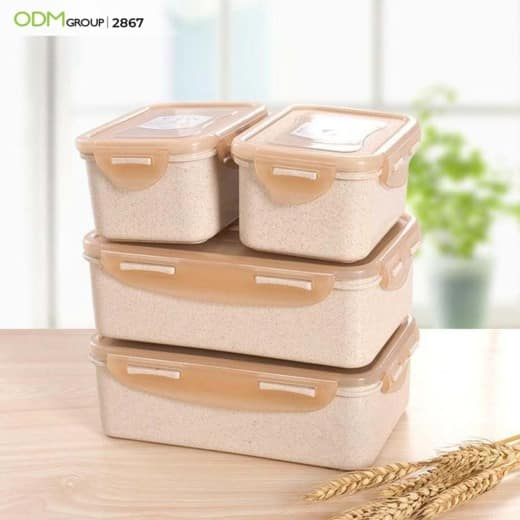 Custom Food Containers