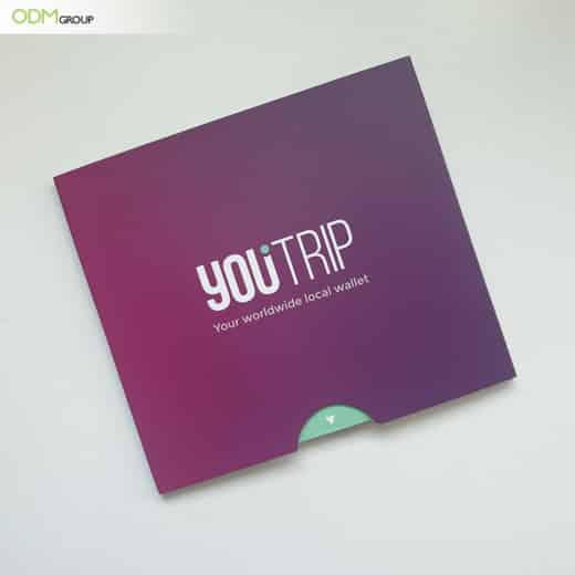 Branded Card Packaging