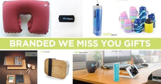 Branded We Miss You Gifts