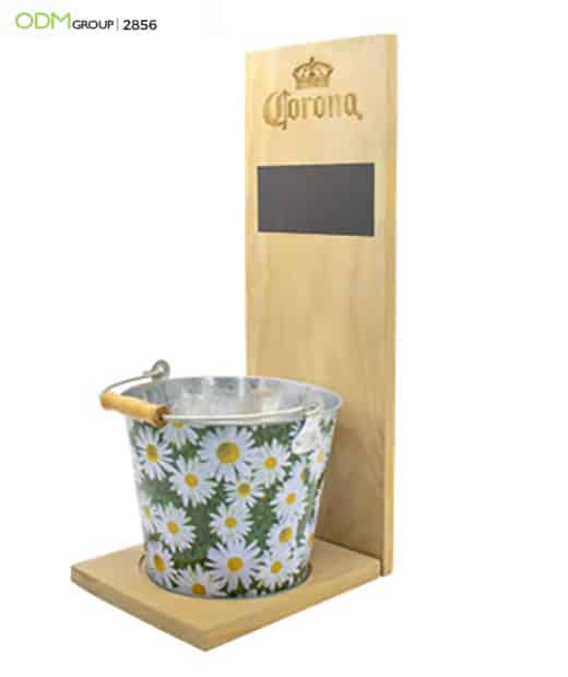 Corona - Custom Printed Ice Buckets