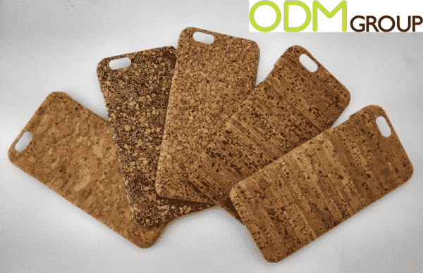 Earth Day Promotional Items - Cork Cases