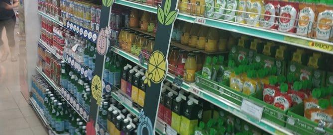 On-Shelf Advertising