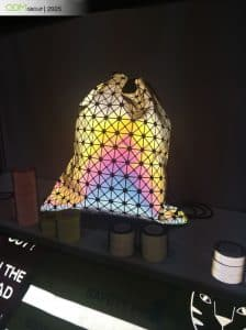 Branded Reflective Bags
