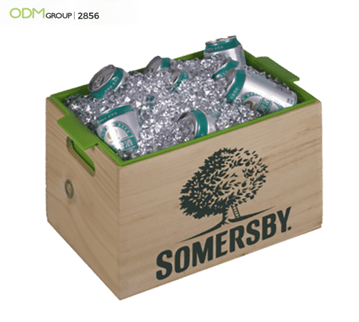 Somersby - Custom Printed Ice Buckets