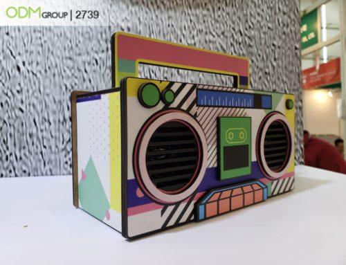 Get You Brand Heard with a Custom Cardboard Speaker