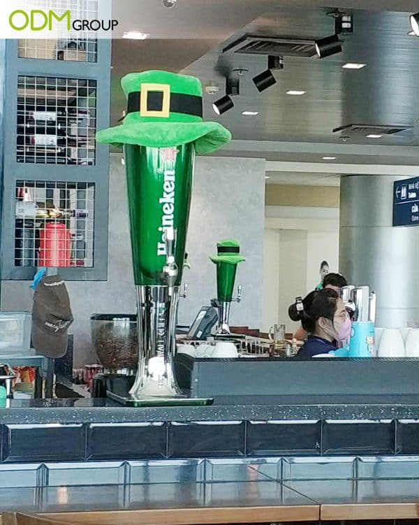 Branded Beer Tower