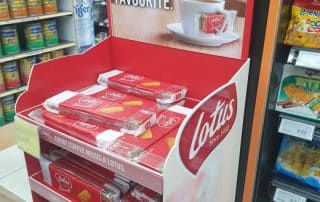 Confectionery Cardboard Display