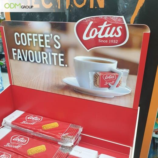 Confectionery Cardboard Display