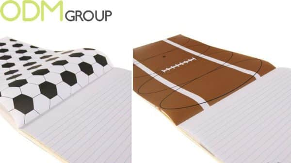 Custom Promotional Notebook
