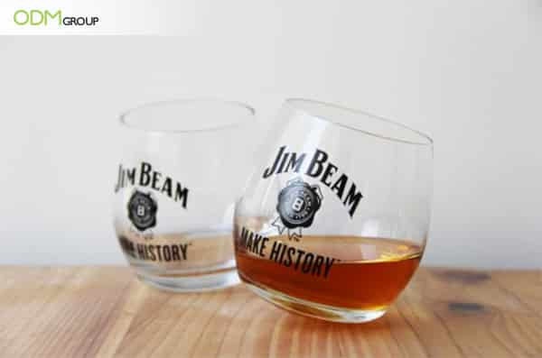 Promotional Whiskey Glass