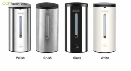 Branded Hand Sanitizer Dispenser