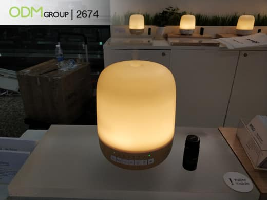 Custom Aroma Diffuser Speaker