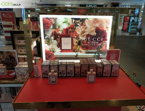 3 Reasons Gucci's Perfume Marketing Display is Refreshing