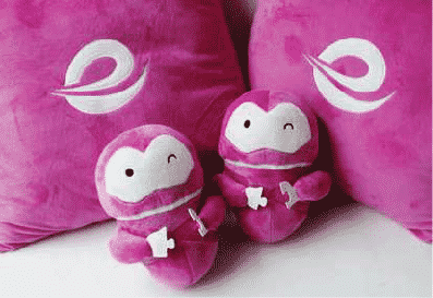 Epsilon Custom Plush Toys