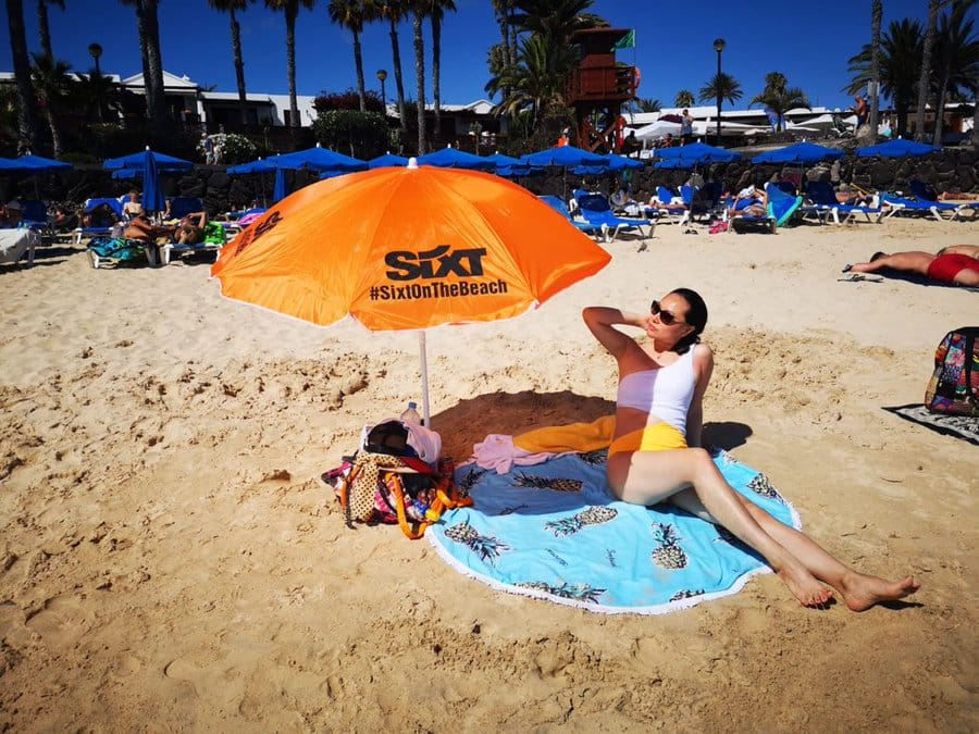 Beach Promotional Products