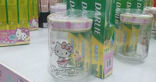 Branded Glass Jars
