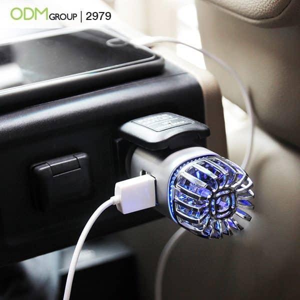Custom Car Air Purifier
