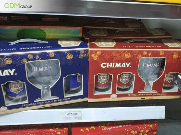 Custom Printed Drinking Glasses