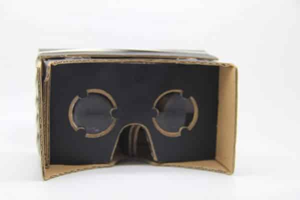 Custom VR Goggles