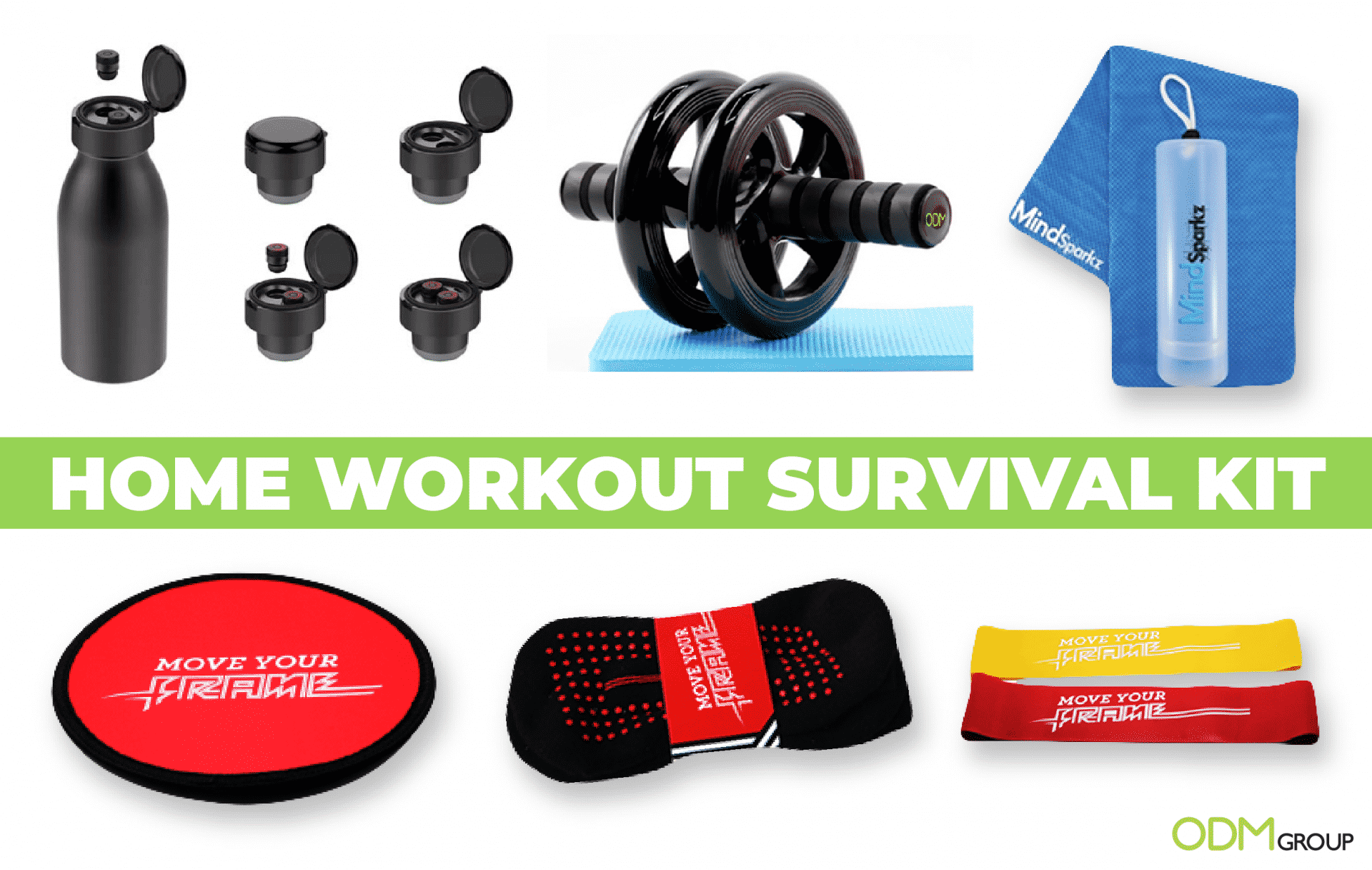 Home Workout Survival Kit