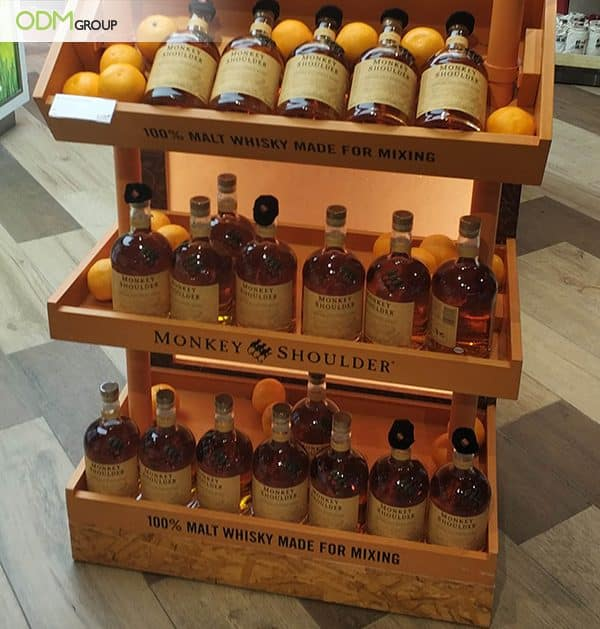 In-Store Product Display