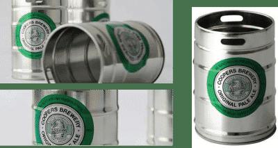 Custom Beverage Cooler