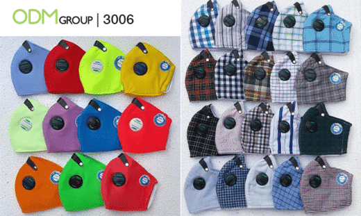 Manufacturing Masks in Vietnam - 4 Layer Masks