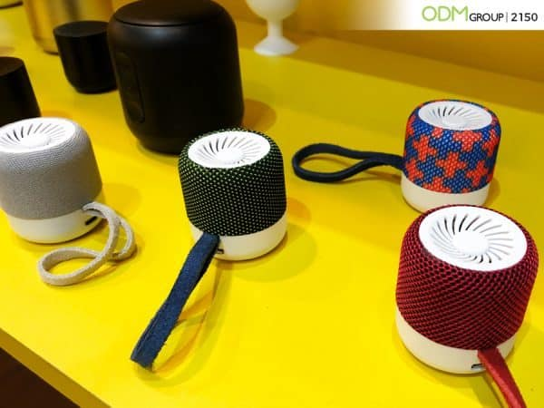 Promotional Product Trends - Promotional Mini Bluetooth Speakers
