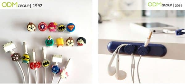 Promotional Product Trends - Cable Organizers