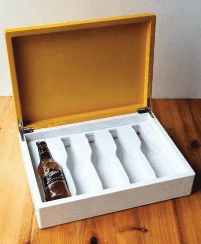 Custom Wooden Gift Box