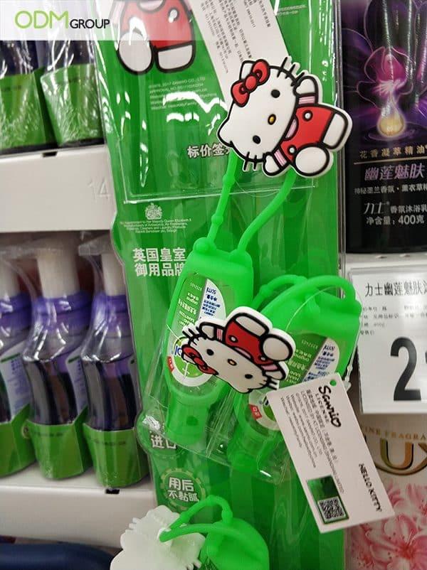 Silicone Hand Sanitizer Holder