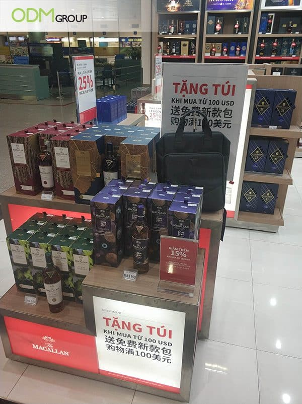 Travel Retail Gift