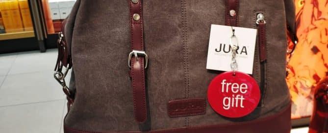 Travel Retail Promotion