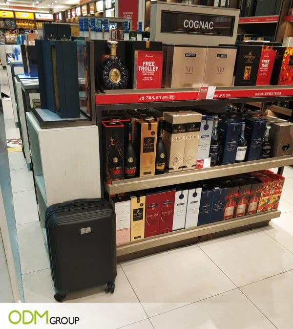 Travel Retail Promotion