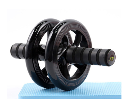 Custom Ab Wheel: Roll This Out in Your Next Promotion!