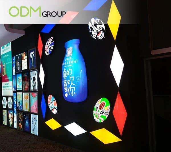Bar Promotional Ideas- LED Lightbox Display