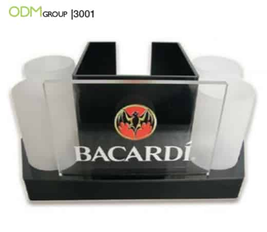 Bar Promotional Ideas-LED Napkin Holder