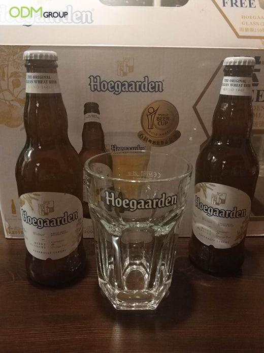 Branded Beer Glasses