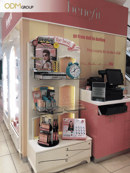 Entice Customers By Beautifying & Branding Your Cosmetic POP Display