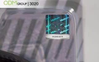 Custom Hologram Scratch Off Labels