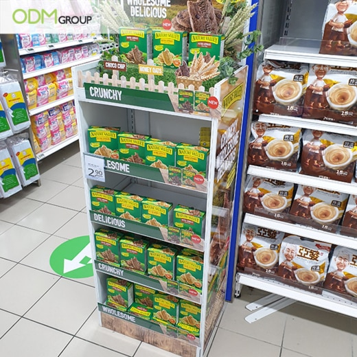 Pop-Up Product Display