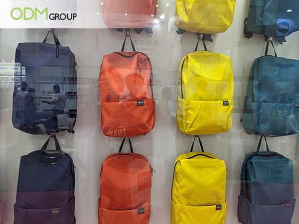 Unique Custom Promotional Gifts - Custom Backpacks