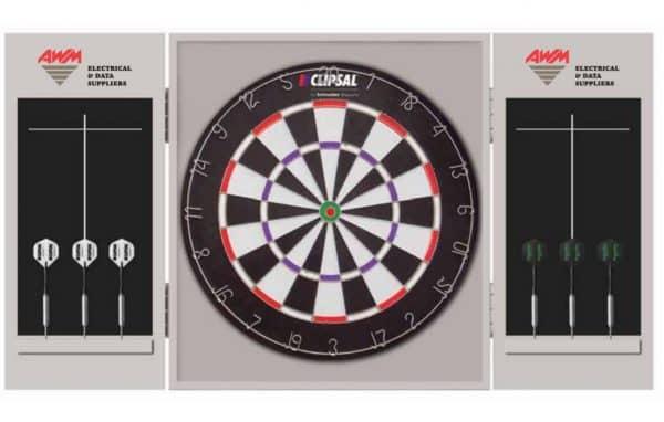 custom dart boards