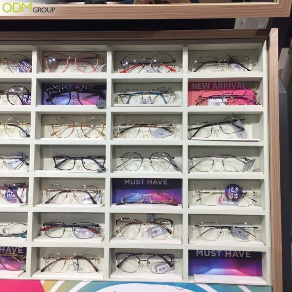 Eyewear Displays