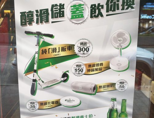 Marketing Beer with Branded Merchandise- Awesome Carlsberg Gift Redemption