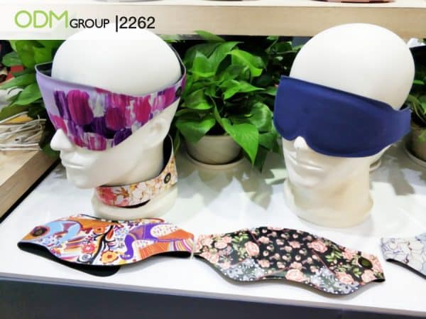 Wellness Promotional Products - Heating Eye Mask