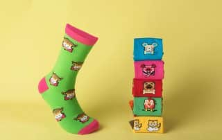 Year of the Ox Socks