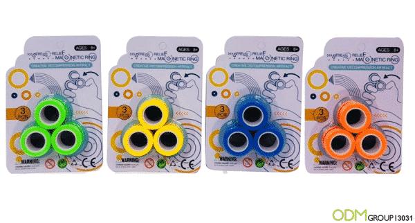 custom fidget toys