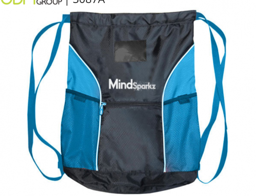 Sports Event Merchandise: Why Offer Custom Backpacks with Logo?